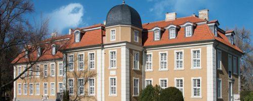 Außen Parkhotel Schloss Meisdorf