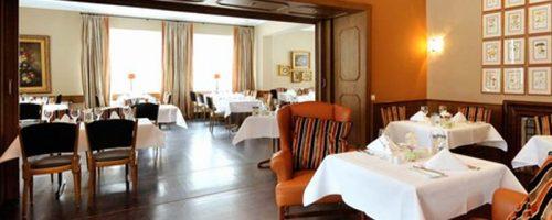 Restaurant Parkhotel Schloss Meisdorf
