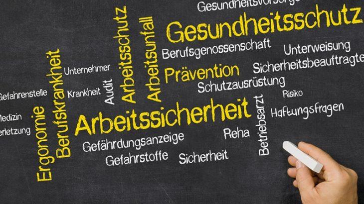 Mitbestimmung des Betriebsrates beim betrieblichen Arbeitsschutz, Urteil des BAG 2014