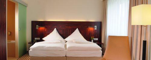 Hotel an der Oper – Zimmerbeispiel