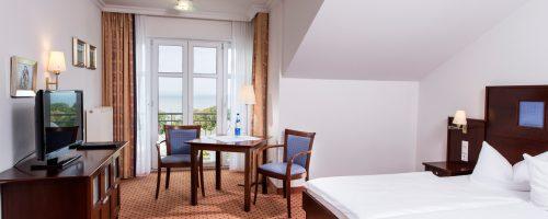 Hotel Hanseatic Rügen, Göhren, Pool, Wellness, Sauna