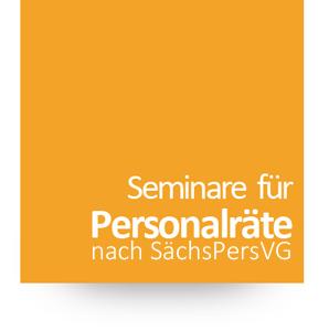 Seminare Schulung Weiterbildung Personalrat