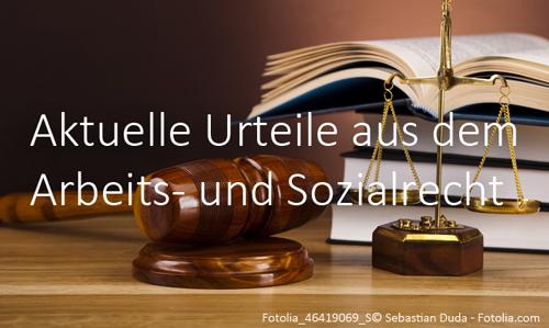 aktuelle Urteile für Betriebsrat und Personalrat_Streitigkeiten zwischen Betriebsräten