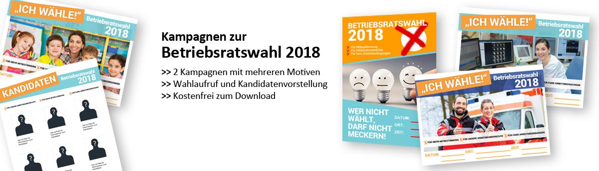 Betriebsratswahl Vorlagen kostenfrei Wahlkampagne download Kandidatenvorstellung Poster Aushang Aufruf Betriebsratswahl