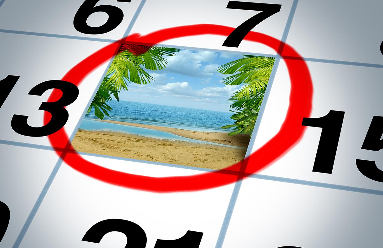 Urlaubsplan Jahresurlaub Genehmigung Arbeitgeber Widerspruch