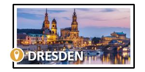 Seminarstandort für offene Seminare Dresden