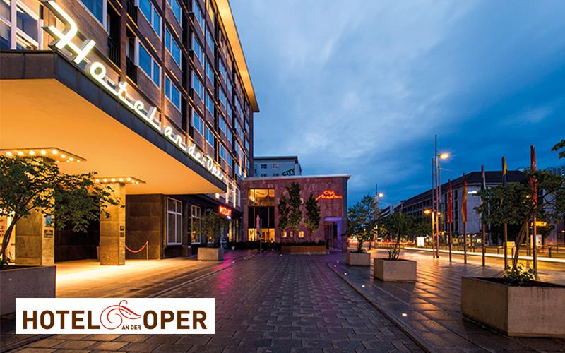 Hotel an der Oper Chemnitz_Außenansicht