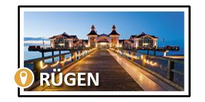 Seminarstandort für offene Seminare Rügen
