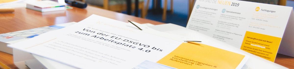 Die K&K Bildungsmanufaktur - Ihr Seminaranbieter für Betriebsräte und Personalräte