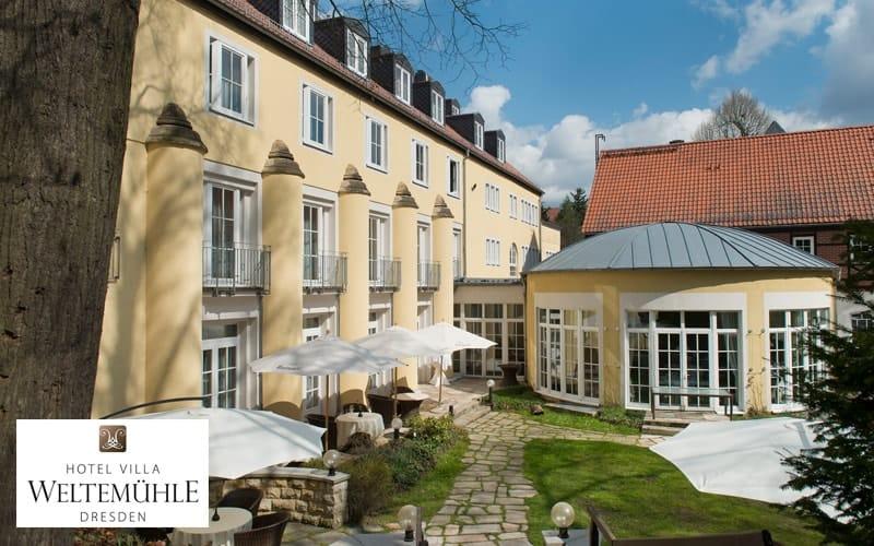 Seminarstandort Hotel Weltemühle - Terrasse