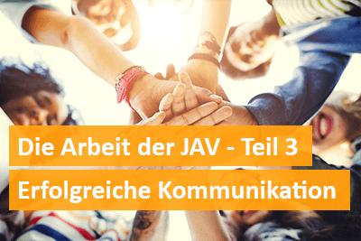 Jugend- und Auszubildendenvertretung - Seminar - Erfolgreiche Kommunikation