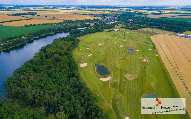 Acamed Resort Nienburg - Golfplatz
