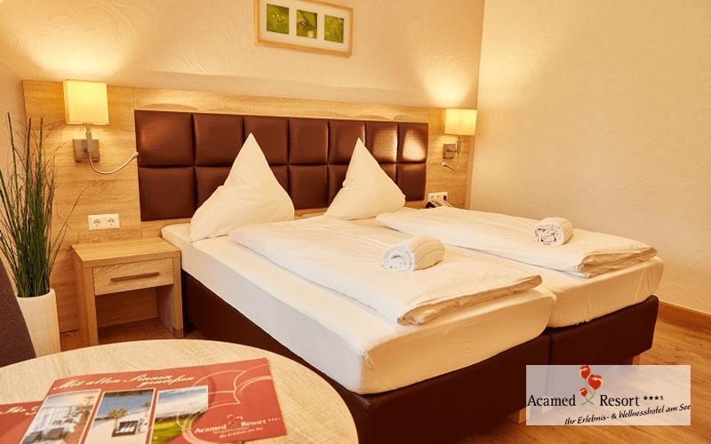 Acamed Resort Nienburg - Zimmerbeispiel
