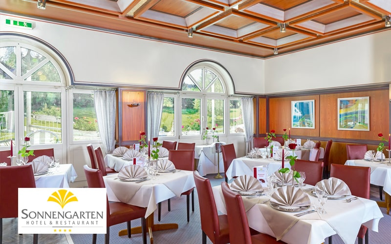 Hotel Sonnengarten - unser Seminarhotel in Bad Wörishofen - das Restaurant
