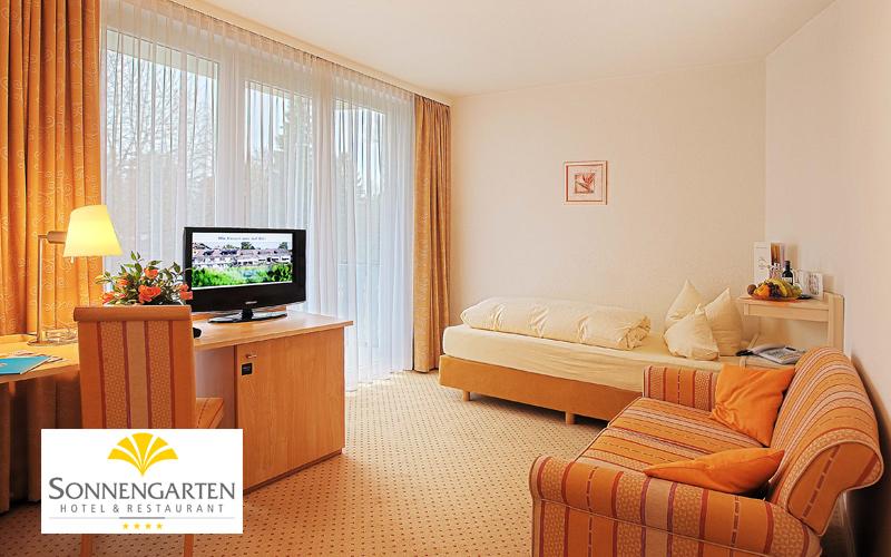 Hotel Sonnengarten - unser Seminarhotel in Bad Wörishofen - Zimmerbeispiel