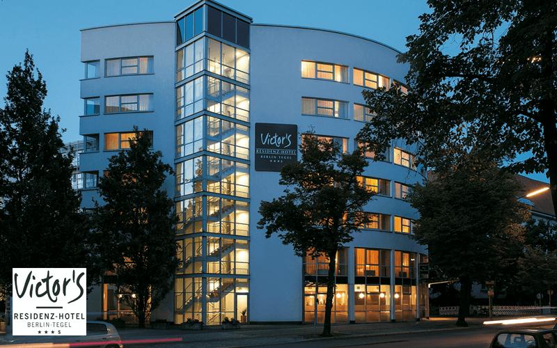 Victors Residenz-Hotel Berlin Tegel_Außenansicht