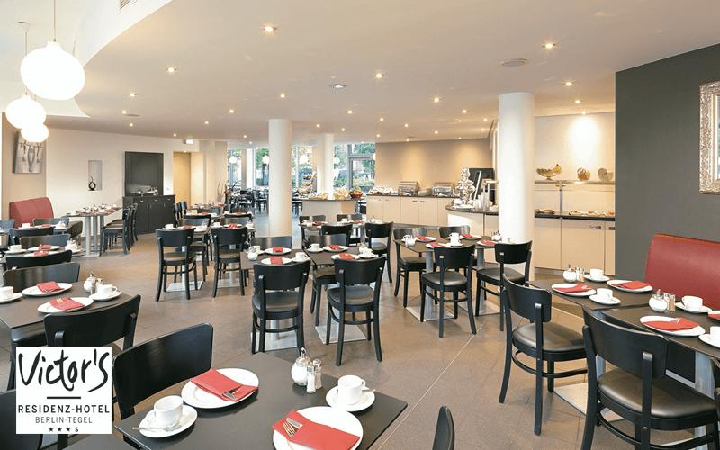 Victors Residenz-Hotel Berlin Tegel_Restaurant