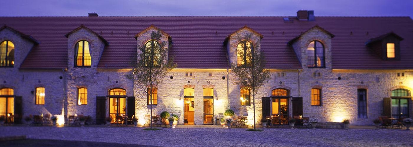 Seminarstandort Hotel Burg Wanzleben