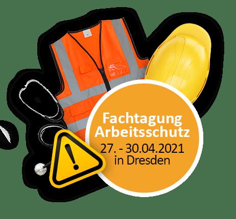 K&K Fachtagung Arbeitsschutz 2021 in Dresden
