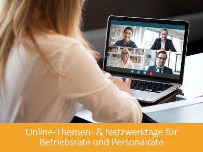 2. Online-Themen- und Netzwerktage