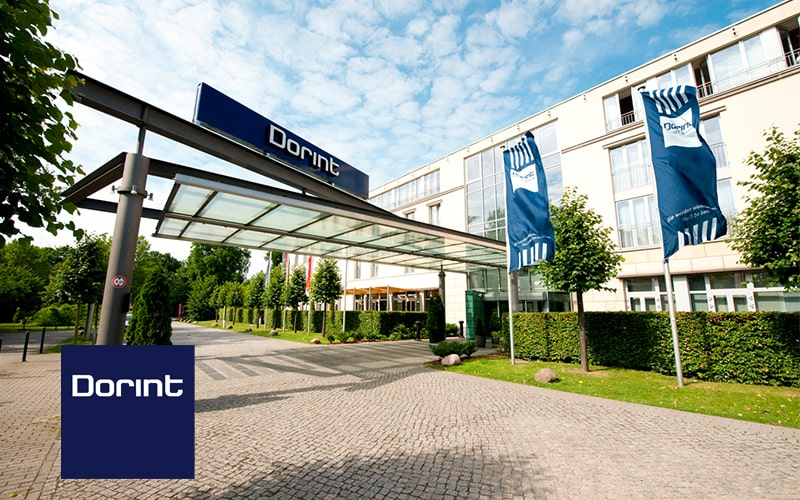 Aussen_Dorint Hotel Potsdam