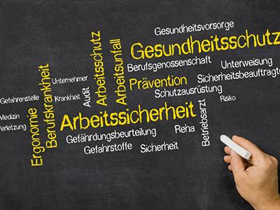 Online-Seminar Arbeitsschutz Teil 1 für Betriebsräte