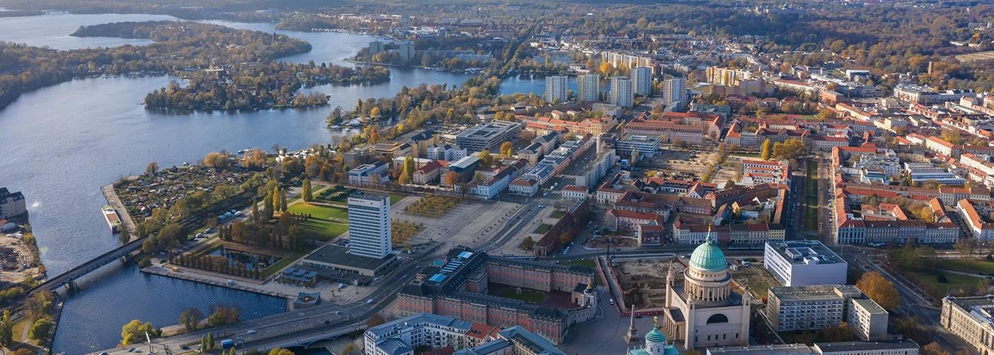Seminarstandort der K&K Bildungsmanufaktur - Potsdam
